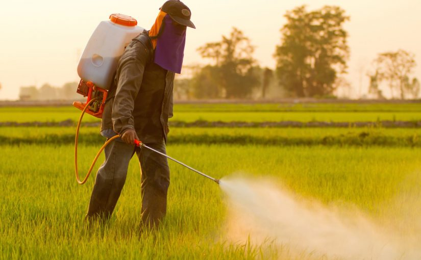 Pesticides and Herbicides in Hong Kong Water